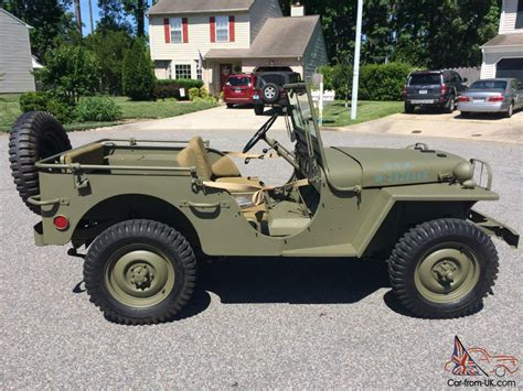 army jeep ww2 willys ma ww2 prototype military jeep ma ww2 prototype