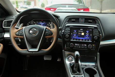 2016 Nissan Maxima Interior by 2016 Nissan Maxima Review Autoguide News
