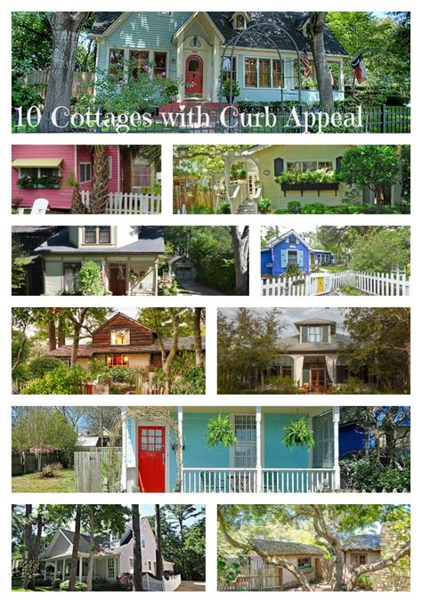 Kitchen Cottage Ideas - 10 cottage homes with curb appeal