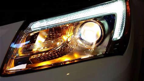 gm buick lacrosse testing headlights