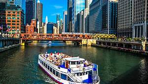 Can You Survive The Chicago Architecture Boat Tour After