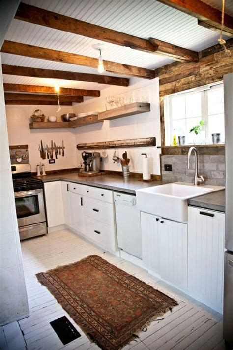 50 modern country house kitchens ? kitchen design, rustic