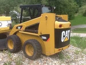 Caterpillar 236b2 Skid Steer Loader Parts Manual Parts