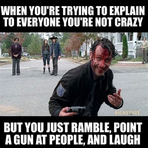 Rick Grimes Meme - 25 best ideas about rick grimes funny on pinterest rick grimes quotes walking dead coral