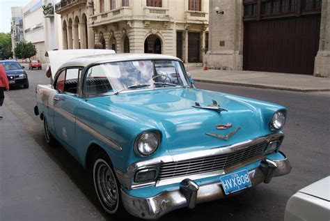 American Classic Cars In Cuba May Soon Come Back Home