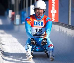 Indian pilot Shiva Keshavan wins silver at Luge Asian ...