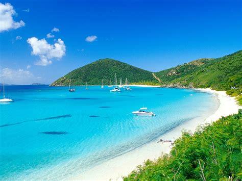 Cane Garden Bay, Tortola — Yacht Charter & Superyacht News