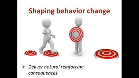 Behavior Modification And Shaping by Shaping Behavior Change Reinforcing Progress Step By Step