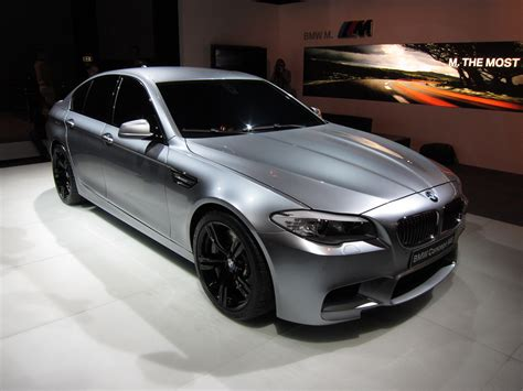 Bmw M5 Concept Revealed Thecar3nthusiast
