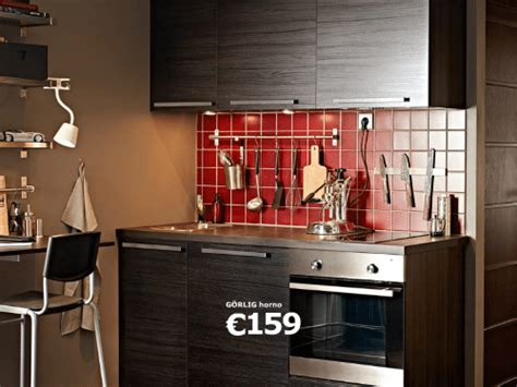cocina pequena de ikea  aprovechar pequenos espacios
