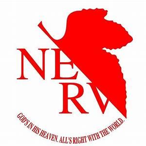 """Nerv Logo, Neon Genesis Evangelion"" Art Prints by"