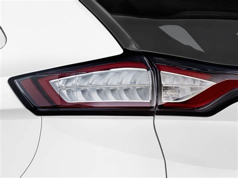 ford edge tail lights image 2016 ford edge 4 door sel fwd tail light size