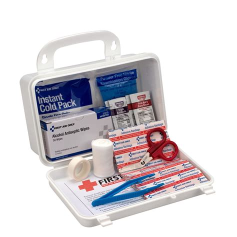First Aid Only 25 person first aid kit 113 piece