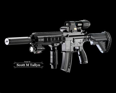 gunshots photography hk  ar rifle lr