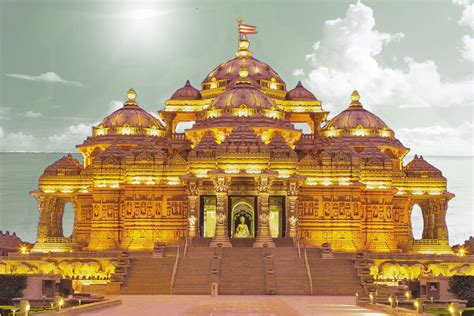 10 Beautiful Hindu Temples Around The World That Are Must