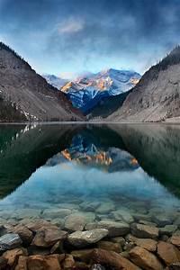 Marvelous, Natural, Landscape, Reflection