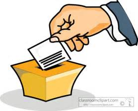 People Voting Clip Art