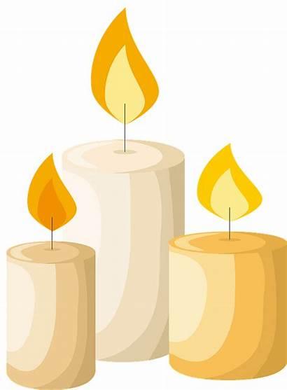 Clipart Candles Creazilla Transparent
