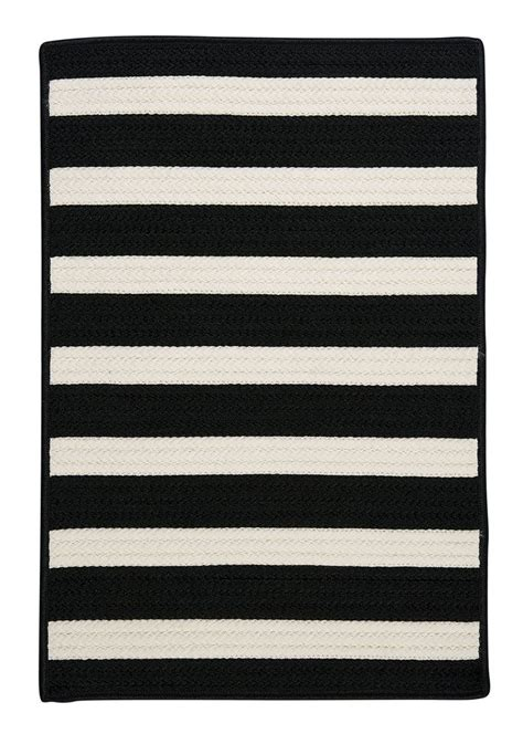 Stripe Outdoor Rug by Stripe It Colonial Mills Braided Area Rugs Indoor