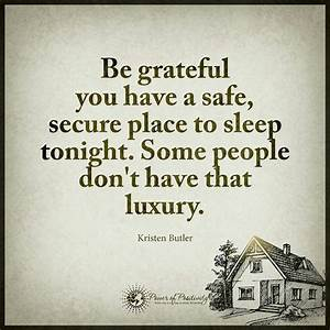 Be Grateful you... Besafe Quotes