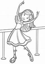 Coloring Pages Dance Irish Adults Comments sketch template