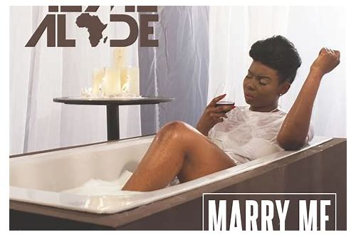 yemi alade marry me video download