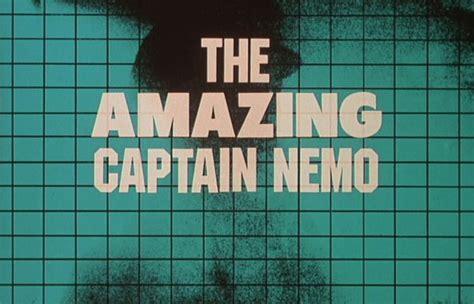 irwin allen  amazing captain nemo