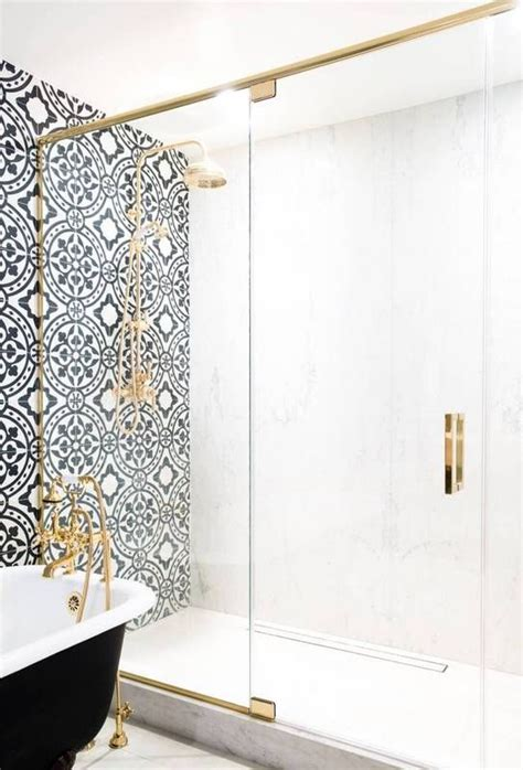 gold bathroom ideas 50 bathroom ideas with gold touches decoholic