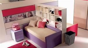 Kinderzimmer Für Zwei Mädchen : raumteiler f r kinderzimmer 25 ideen zur raumaufteilung ~ Sanjose-hotels-ca.com Haus und Dekorationen