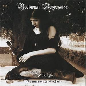 Corvo do Metal: Nocturnal Depression (discografia)