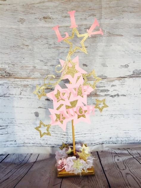 Best Ideas About Star Centerpieces On Pinterest Star