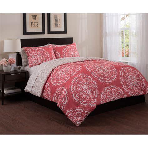 Walmart Bed Sets by East End Living Madeline Complete Bed In A Bag Bedding Set