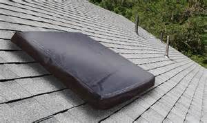 Exterior Skylight Shade Covers