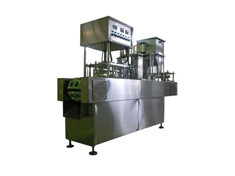 coffee capsule filling  sealing machine automatic machine shanghai machineid buy