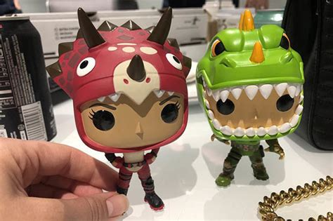 fortnite funko pops show   favorite skins pc gaming