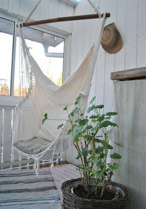 chaise suspendue interieur 17 meilleures idées à propos de hamac balancoire sur
