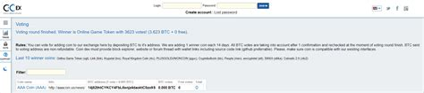 Cex.io is the bitcoin trading platform that combines the crucial features: Listing on exchange - AAA Coin