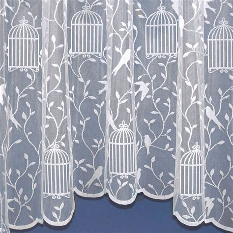 net curtains jardinieres lace curtain panel ready to