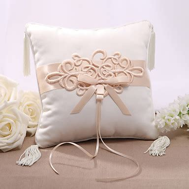 bowknot satin ring pillow theme 502524 2018 8 09