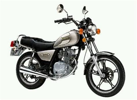 125cc Suzuki by Suzuki Gn 125cc Autos Motos
