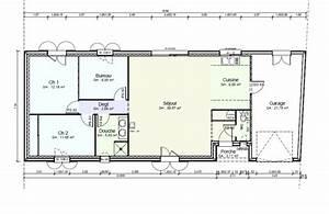 plan gratuit de maison evtod With plan de maison mitoyenne
