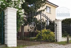 Gartenzaun Günstig Polen : polnische z une ab 49 m2 z une aus metall gartenz une aus polen ~ Frokenaadalensverden.com Haus und Dekorationen