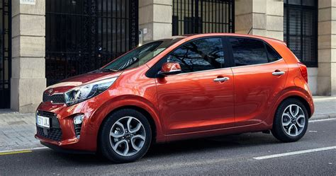 Apple carplay™ is available for iphone 5 or newer models. Kia Picanto Comfortline Benzine Shortlease
