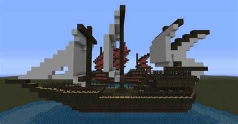 How To Make A War Boat In Minecraft by Ships Schematics Minecraft Project