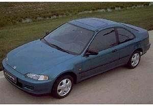 Fiche Technique Honda Civic : fiche technique honda civic civic lsi a 1994 ~ Medecine-chirurgie-esthetiques.com Avis de Voitures