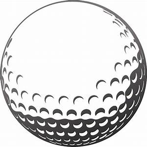 Royalty Free Golf Ball Clip Art, Vector Images ...