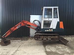Kubota Kh 51 Excavator Repair Service Manual