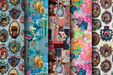 Designer Upholstery Fabric Uk by Designer Digital Print Fabric Quality Upholstery 100