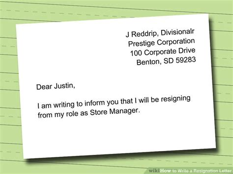 4 how do you write a letter to a friend resumed how to write a resignation letter with sle wikihow 71323