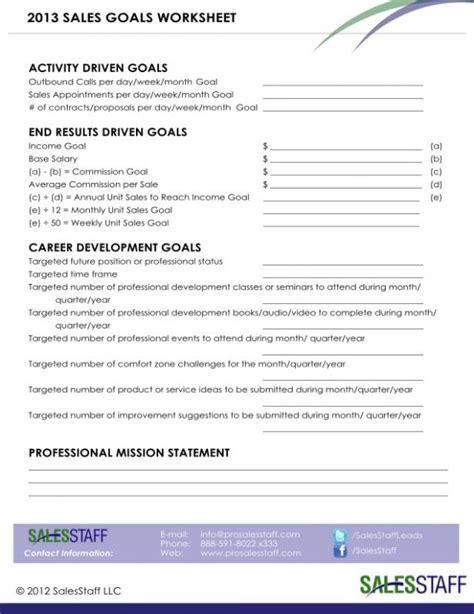 employee goal setting template employee goal setting template shatterlion info